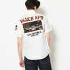 AVIREX SS MILI PATCHED SHIRT VANCE AFB 6115095画像