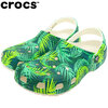 crocs CLASSIC TROPICAL CLOG 207179画像