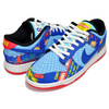 NIKE DUNK LOW RETRO FIRECRACKER copa/hyper blue-chile red-sail DD8477-446画像