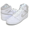 NIKE AIR JORDAN 1 HI 85 white/neutral grey BQ4422-100画像