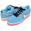 NIKE SB DUNK LOW PRO CLUB 58 GULF blue chill/white-safety orange BQ6817-401画像