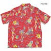 "SUN SURF S/S RAYON HAWAIIAN SHIRT ""HAWAIIAN PASSION"" SS38575画像"