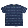 BURGUS PLUS Jacquard Short Sleeve T-Shirts BP21602画像