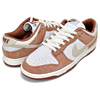 NIKE DUNK LOW RETRO PREMIUM MEDIUM CURRY sail/fossil-medium curry DD1390-100画像