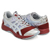 ASICS SportStyle FN2-S GEL-CONTEND 5 BEET JUICE / PURE SILVER 1202A128-600画像