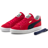 PUMA SUEDE VTG MIJ RETRO High Risk Red-Puma New Navy 380537-02画像