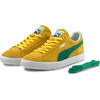 PUMA SUEDE VTG MIJ RETRO Spectra Yellow-Amazon Green 380537-03画像