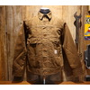 """FREEWHEELERS GREAT LAKES MADE BY UNION SPECIAL """"IRONHEAD WORK JACKET"""" 2121010画像"""
