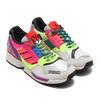 adidas ZX 8500 OVERKILL CRYSTAL WHITE/SIGNAL GREEN/CORE BLACK GY7642画像