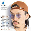 GDC METAL ROUND SUNGLASSES C42003画像