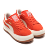 PUMA SUEDE MAYU UP ORANGE 381650-02画像