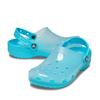 crocs Classic Translucent Clog Digital Aqua 206908-4SL画像
