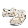 crocs Classic Printed Camo Clog White/Multi 206454-94S画像