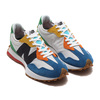 new balance MS327PBA BLUE画像