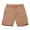 THE NORTH FACE PURPLE LABEL Stretch Twill Shorts Tan NT4102N画像