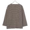 Kaptain Sunshine Suvin Boat neck Shirt KS21FCS08画像