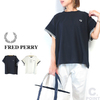 FRED PERRY Lady's #F5396 Seersucker Shirt画像