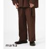 marka CARGO PANTS - organic cotton compact silk weather - M21C-02PT01C画像