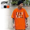 LEFLAH G-SPRAY LOGO TEE画像