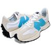 new balance MS327FB WHITE/GREY/BLUE画像