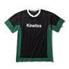 Kinetics REMAKE S/S T-SHIRT BLACK KSRM014-BLK画像