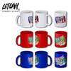 LEFLAH FLAG LOGO MUG CUP画像