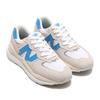 new balance M5740SA1 WHITE/BLUE画像