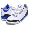 NIKE AIR JORDAN 3 RETRO white/racer blue-black CT8532-145画像
