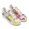 adidas STAN SMITH W SUPPLIER COLOR/OFF WHITE/PURPLE TINT H03921画像