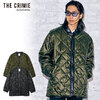 CRIMIE MILITARY QUILTING JACKET CR1-02A5-JK11画像