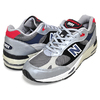 new balance M991SKR SILVER/NAVY Made in ENGLAND画像