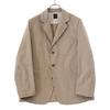 Scye San Joaquin Cotton Chino Sack Coat 5121-43518画像