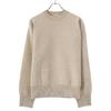 Scye Double -Faced Knit Sweat Shirt 1121-13107画像