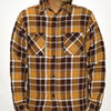FIVE BROTHER HEAVY FLANNEL WORK SHIRTS 152160画像
