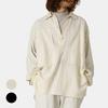 marka UTILITY SHIRT PULL OVER - COTTON/WOOL VIELLA - M21D-06SH01C画像