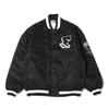 FILA Award Stadium Jacket BLACK FS3066-08画像