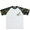 SCRIPT ST-610 鯉柄 抜染刺繍 S/S Tシャツ画像