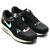 NIKE WMNS AIR MAX 1 PRINT BLACK/ARTISAN TEAL-BLACK/SAIL 528898-003画像