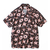 Schott HAWAIIAN SHIRT STRAW WORK 3185018画像