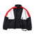 NIKE AS M NSW RE-ISSUE JKT WVN BLACK/UNIVERSITY RED/SUMMIT WHITE/BLACK AQ1891-010画像