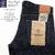BURGUS PLUS × ONI DENIM Lot.ON850 Natural Indigo Stretch Selvedge Jeans ON850-ST画像