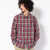 AVIREX CHECK SHIRT 6185153画像