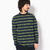 MANASTASH BORDER LONG SLEEVE 7193073画像