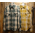 JELADO Vintage Check Western Shirt JP41121画像
