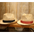 Cushman CROCHET RAFFIA HAT 29215画像