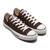 CONVERSE ALL STAR FLATEYELETS OX BROWN 31302600画像
